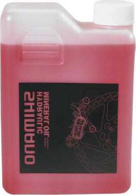 genuine hydraulic bike brake mineral oil fluid