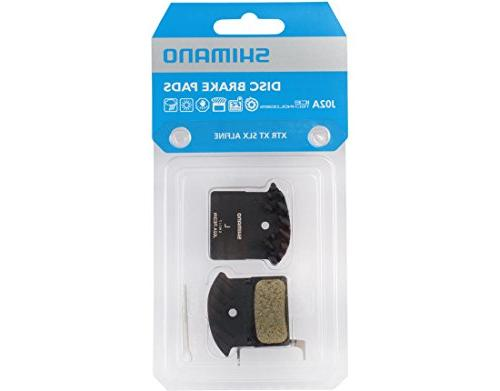 SHIMANO J02A RESIN DISC MTB ROAD BRAKE PADS XTR M9020 M985,