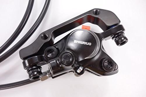 SHIMANO M315 Hydraulic Disc Brake and Rear Euro Model