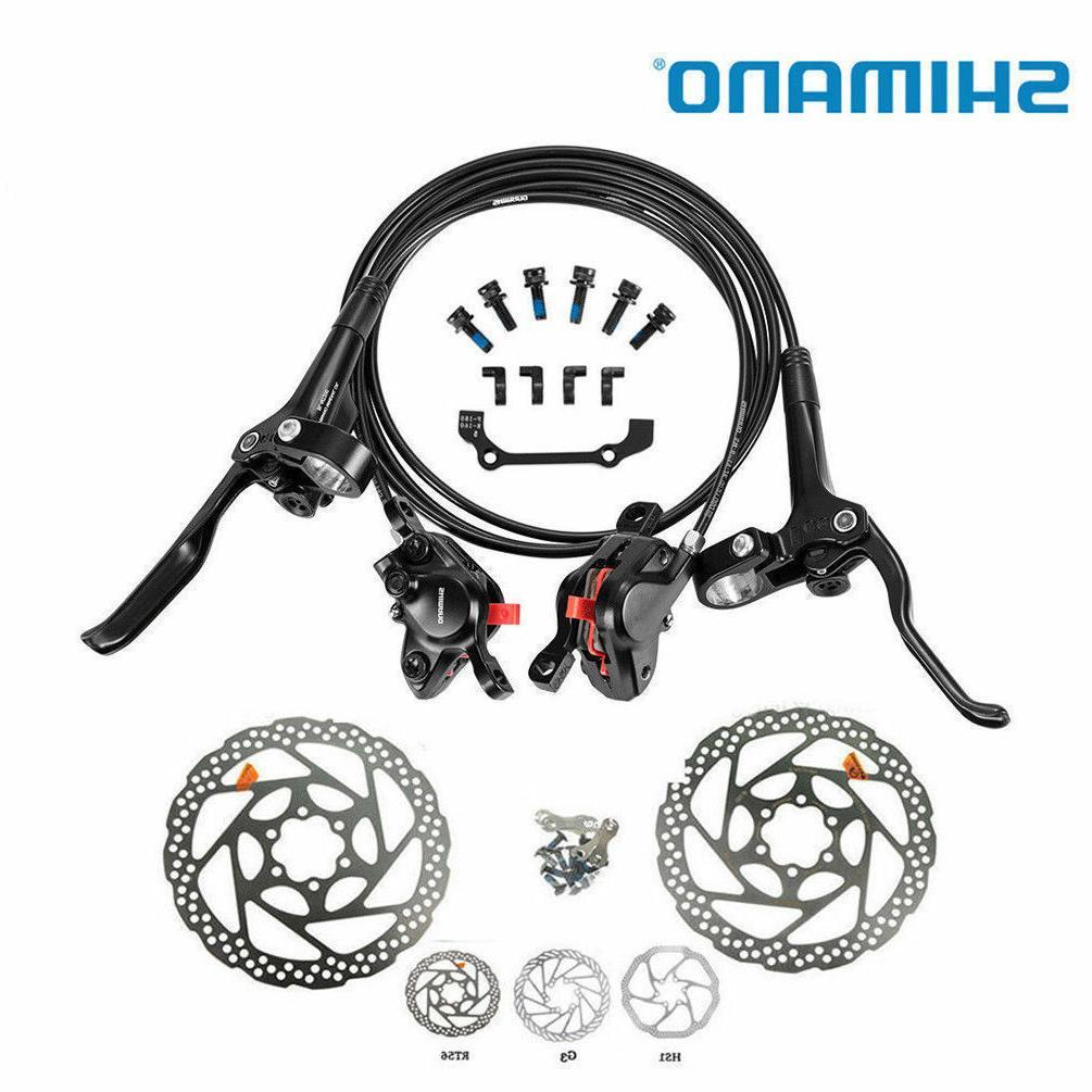 ShimanoM315/M355/M395/MT200 Brakes Set Pre-Filled