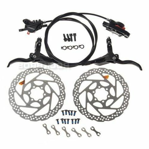 ShimanoM315/M355/M395/MT200 Hydraulic Disc Brakes Pre-Filled Rotors