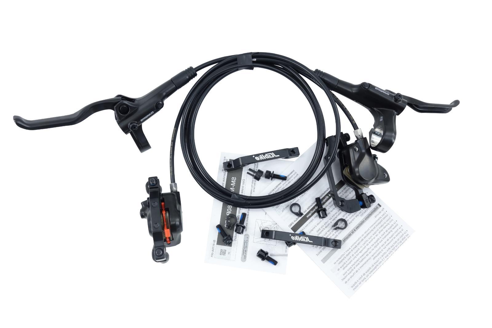 m315 mt200 mtb hydraulic disc brake set
