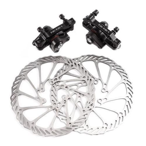 mechanical disc brake mtb bike cycling bicycle
