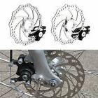 Mechanical Disc Brakes For Mountain Bike MTB Cycling Front R