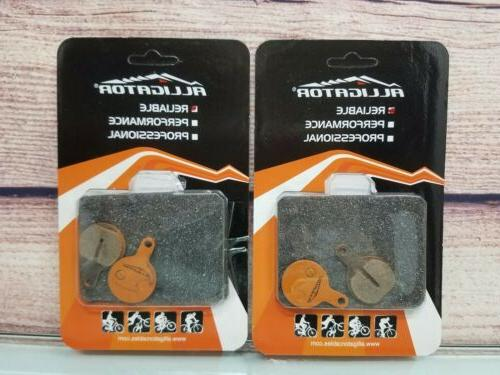 Alligator MTB Bike Disc Brake Pads TEKTRO Novela/ IOX /Lyra,