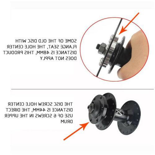 Bicycle Bike Mechanical Brake Caliper 6 Bolts