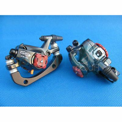 new bb7 disc brake calipers pair front