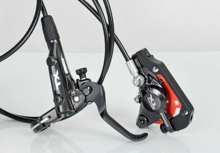 MTB Brake Front&Rear With Pad-Black