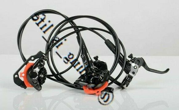 new xt m8000 mtb disc brake set