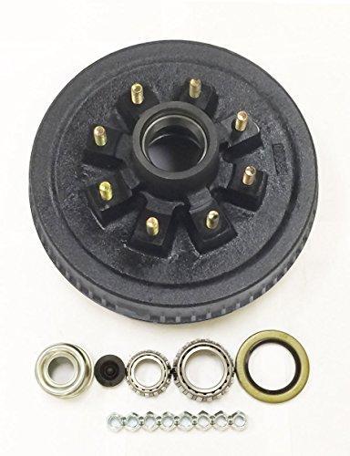 one trailer brake drum kit
