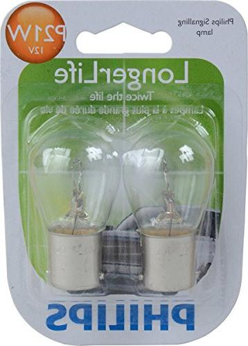 p21w longerlife miniature bulb 2 pack