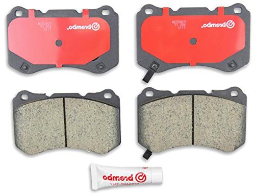 p28059n front disc brake pad