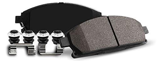 Power K2813 and Z23 Brake Kit Pads