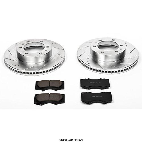 Z23 Evolution Brake Kit with Rotors and