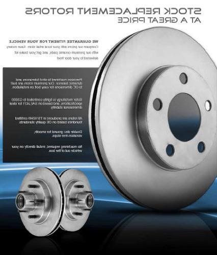 REAR 282 OE Lug Disc Brake +