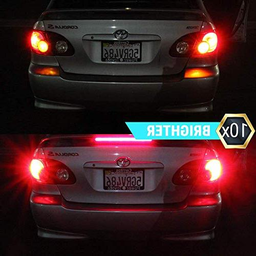 Red Rear Tail LED