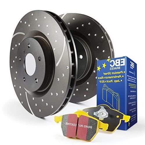 ebc s5kf1470 stage 5 superstreet brake kit
