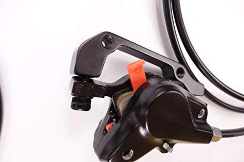 Hydraulic Rear