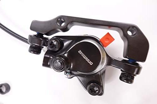 JGbike Hydraulic Disc Set, EU Model, Left Rear for Left 800mm