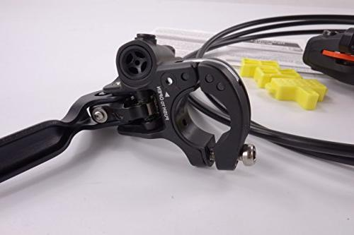 JGbike Shimano Hydraulic Disk MTB Front & 1000mm 1600mm tech FIN