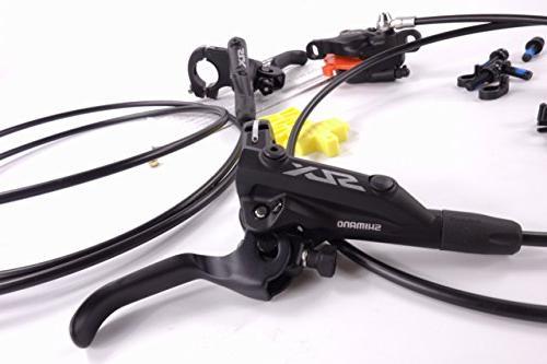 JGbike SLX M7000 Hydraulic Disk Brake MTB Front 1000mm ice tech FIN