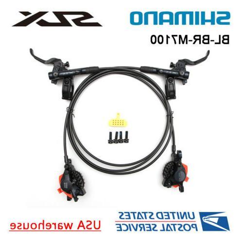 New SHIMANO SLX BR-BL-M7100 Bike MTB Hydraulic Disc Brake Se