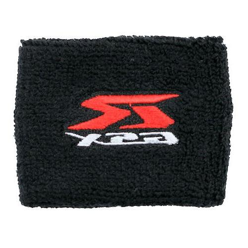 suzuki gsxr black brake reservoir sock cover