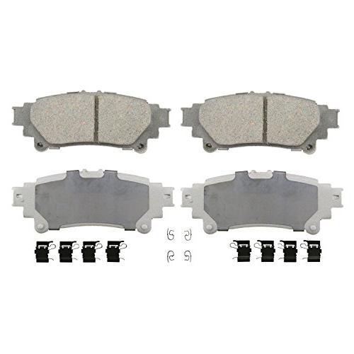 thermoquiet qc1391 ceramic disc pad set