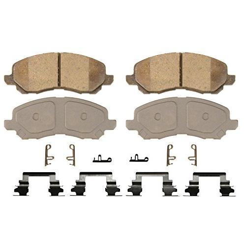 thermoquiet qc866 ceramic disc pad set