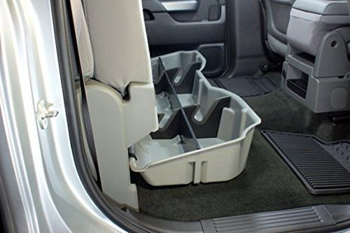 DU-HA Black Seat Storage