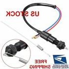 Universal Motorcycle Quad Pit Dirt Bike Drum Rear Brake Ligh
