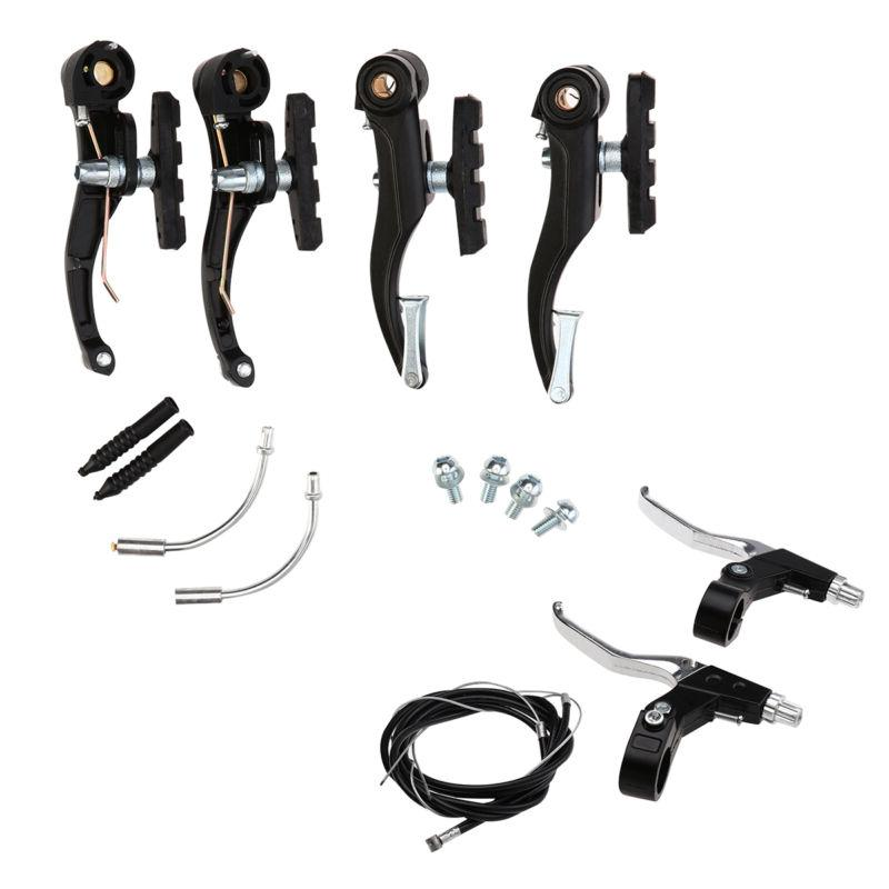 V Brakes & Levers & Cables  Kit For MTB Mountain Bike Road B
