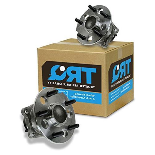 wheel bearing and hub assembly rear pair