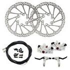 BB5 Mechanical MTB Bicycle Bike Disc Brake Front and Rear Se