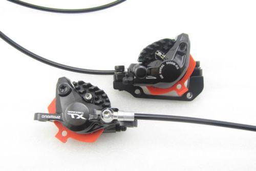 Shimano Hydraulic Front&Rear Ice-Tech RT81/RT86