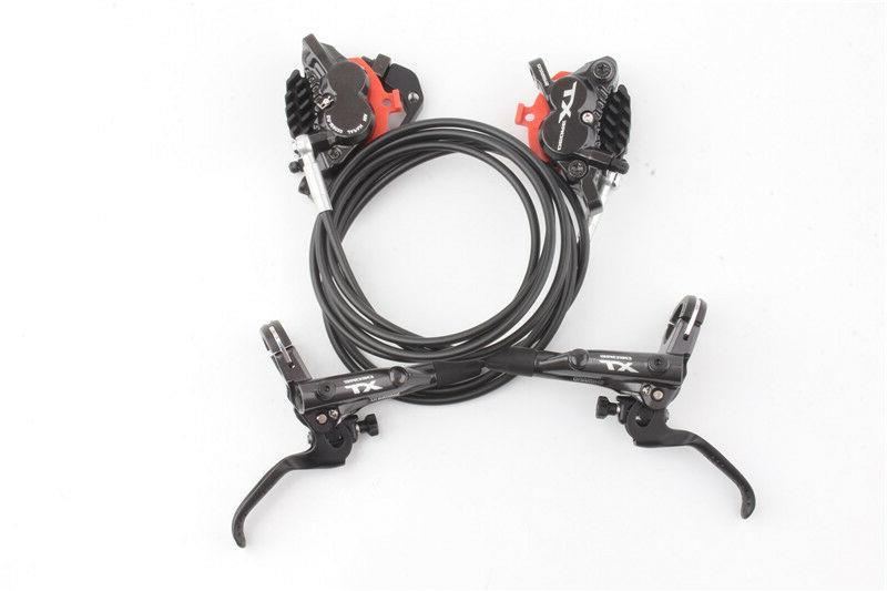 xt m8020 hydraulic disc brake mountain bike