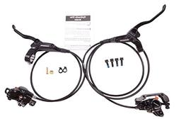 SHIMANO M315 Hydraulic Disc Brake Set Front 800mm and Rear 1