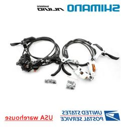 m395 hydraulic disc brake set mtb front