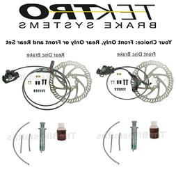 Tektro Mota HD-M336 Hydraulic Disc Brake Bike Front or Rear