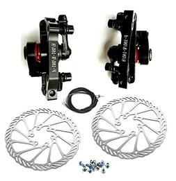 BlueSunshine MTB BB8 Mechanical Disc Brake Front and Rear 16