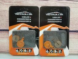 Alligator MTB Bike Disc Brake Pads TEKTRO Novela/ IOX /Lyra,