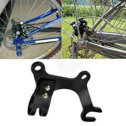MTB Mountain Bike Brake Converter V Brake Bracket Rack Disc