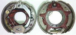 "Libra New 12-1/4"" x 3-3/8"" Trailer Electric Brake Assembly p"