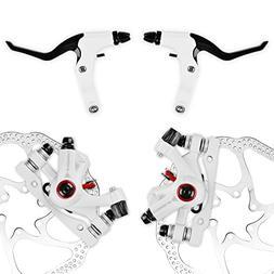 AFTERPARTZ NV-5 G3/ HS1 Bike Disc Brake Kit Front + Rear Rot
