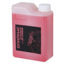 SHIMANO Oil for Disc Brakes One Color, 1000cc