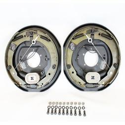 pair self adjusting electric brakes