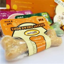 Pet Dog Puppy Food Different Taste Molar Bones Tooth Cleanin