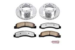 Power Stop K1905-36 Front Z36 Truck and Tow Brake Kit