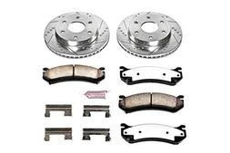Power Stop K2009-36 Front Z36 Truck and Tow Brake Kit