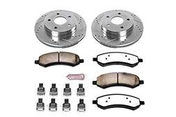 Power Stop K2163-36 Front Z36 Truck and Tow Brake Kit